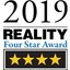 2019 Reality Four Star Award